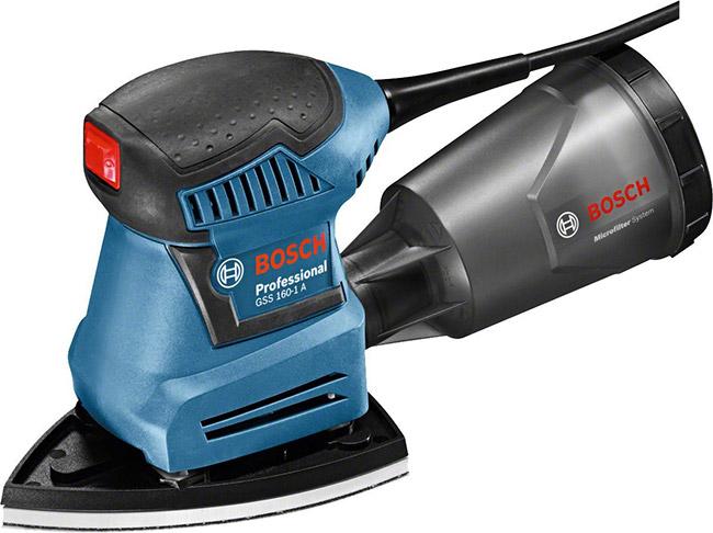 avis Bosch Professional GSS 160-1 A
