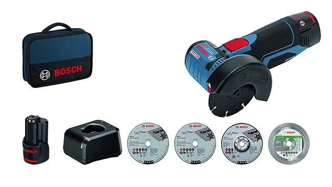 avis Bosch Professional GWS 12 V-76