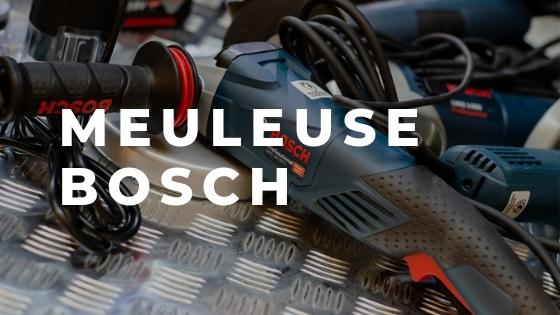 Meuleuse Bosch