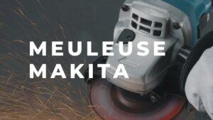 Meuleuse Makita