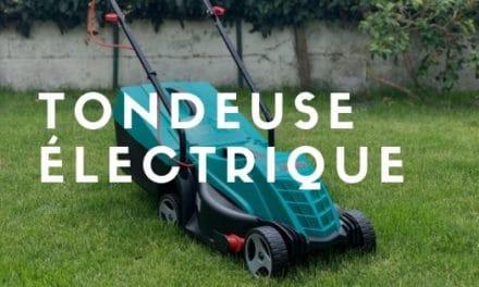 Tondeuse électrique: notre comparatif complet