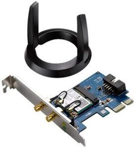 Asus Pce ac55bt Carte wifi