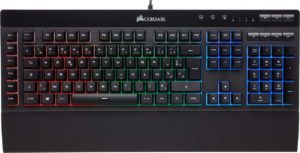 Corsair K55 Clavier Gaming RGB