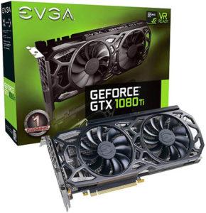 EVGA GeForce GTX 1080 Ti carte graphique