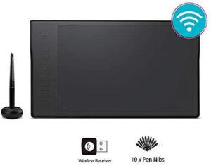 HUION Inspiroy Q11K-V2 Tablette Graphique