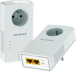 NETGEAR PLP2000 100FRS prise cpl