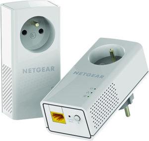 Netgear PLP1200 100FRS prise cpl
