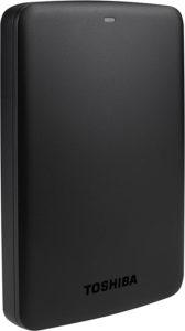 Toshiba Canvio Basics Disque dur externe