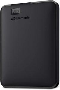 Western Digital WDBUZG0010BBK WESN Disque dur externe