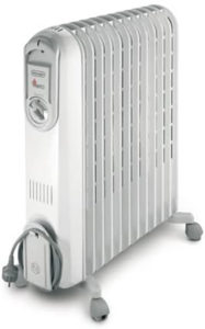 Delonghi V551225 Vento Radiateur electrique