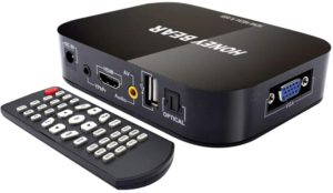 Honey Bear 1080p HD TV Mini Media Player