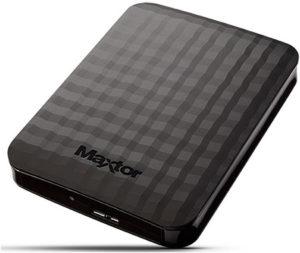 Maxtor STSHX M201TCBM Disque Dur Externe