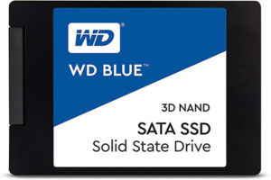 Wester Digital WD Blue SSD