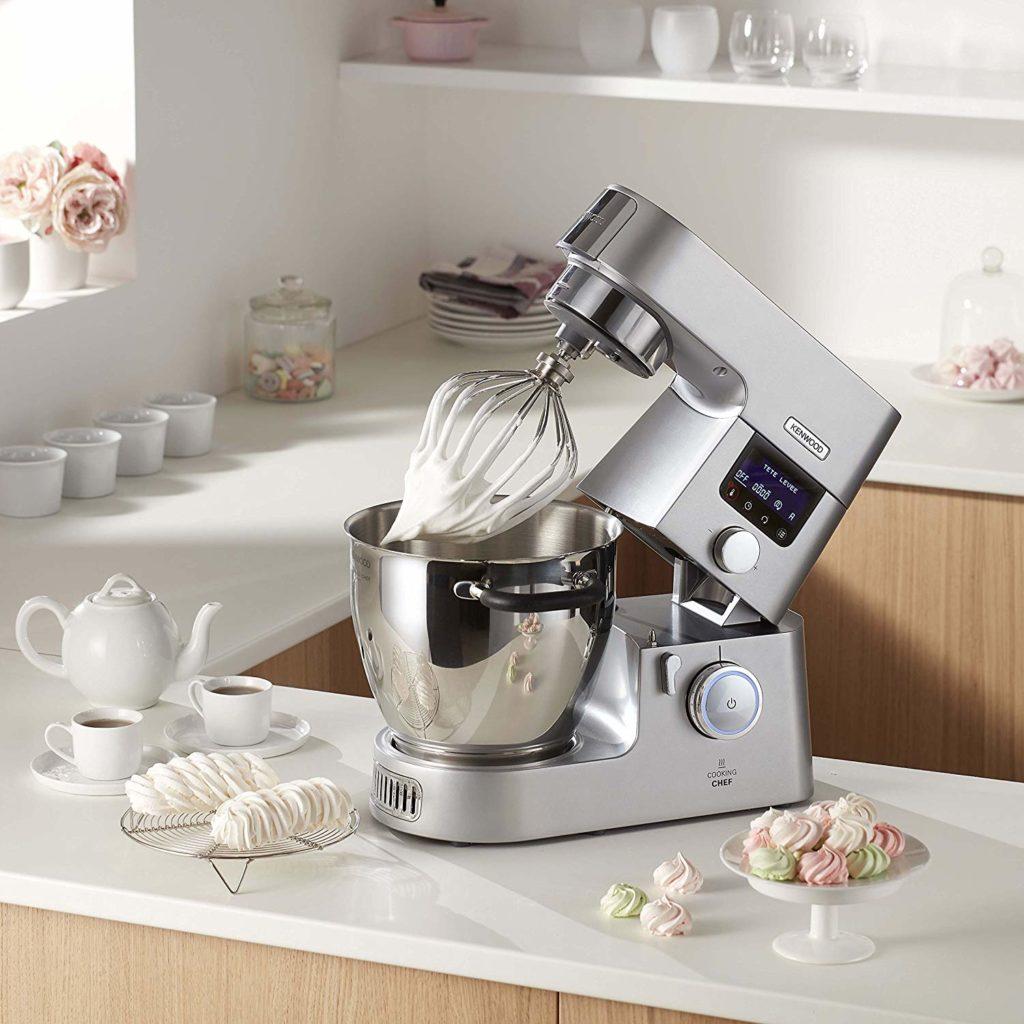 robot patissier kenwood cooking chef