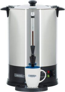 CASSELIN CPC100S Percolateur à Café 100 Tasses