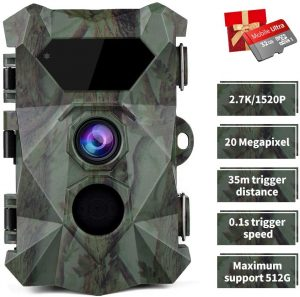 camera de chasse Coolife H953