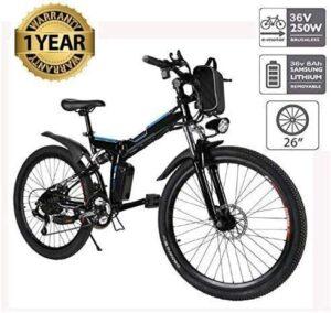 Oppikle Vélo Electrique 26 E-Bike