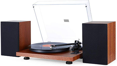 platine vinyle bluetooth 1 By One