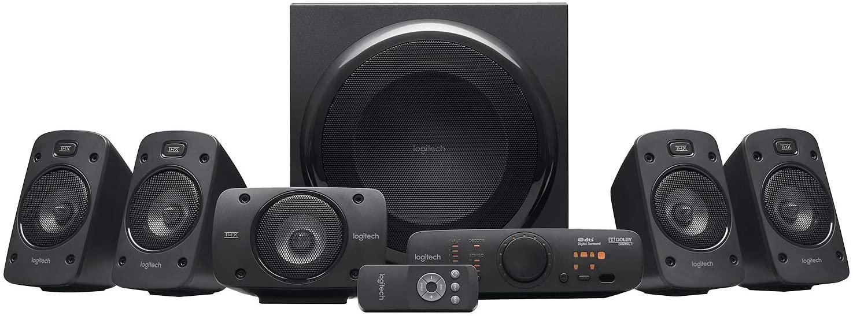avis Logitech Speaker System Z906