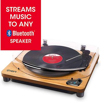platine vinyle bluetooth ION AUDIO AIR LP