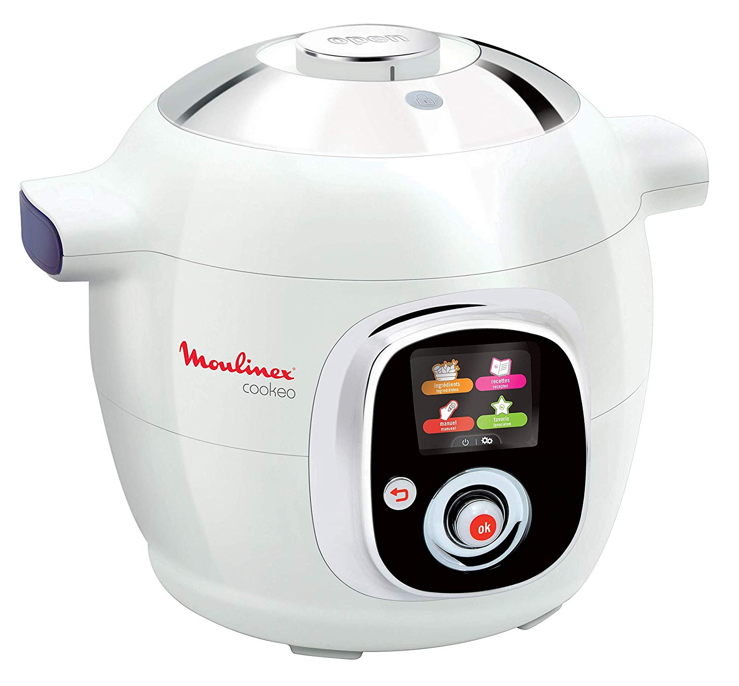 avis Cookeo Moulinex CE7041 Intelligent Classic