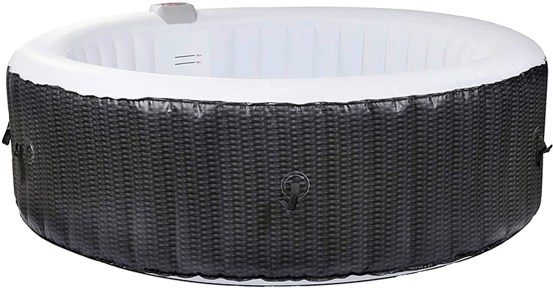 avis spa gonflable ospazia rattan