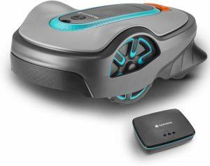 Gardena Kit Smart Sileno Life robot tondeuse