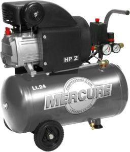 Mercure 425063 Compresseur 24 L