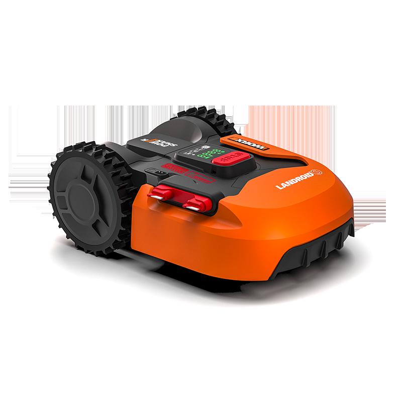 avis robot tondeuse worx WR130