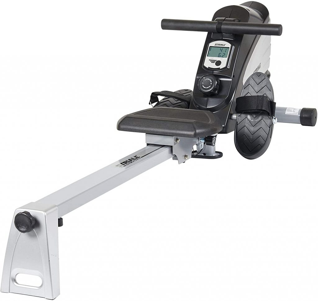 Care Fitness rameur Appartement SR-910 STRIALE