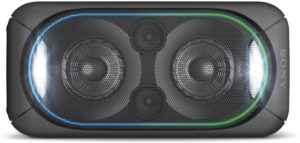 Sony GTK-XB60B Enceinte Bluetooth NFC Extra Bass High Power - Noir