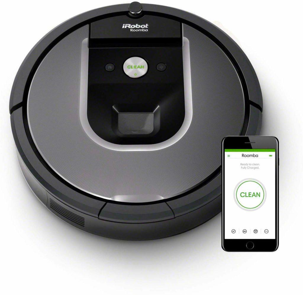 avis Roomba iRobot 960