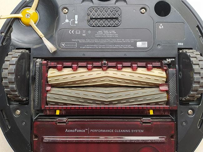 irobot roomba 960 système de nettoyage