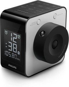 radio reveil projecteur Philips AJ4800