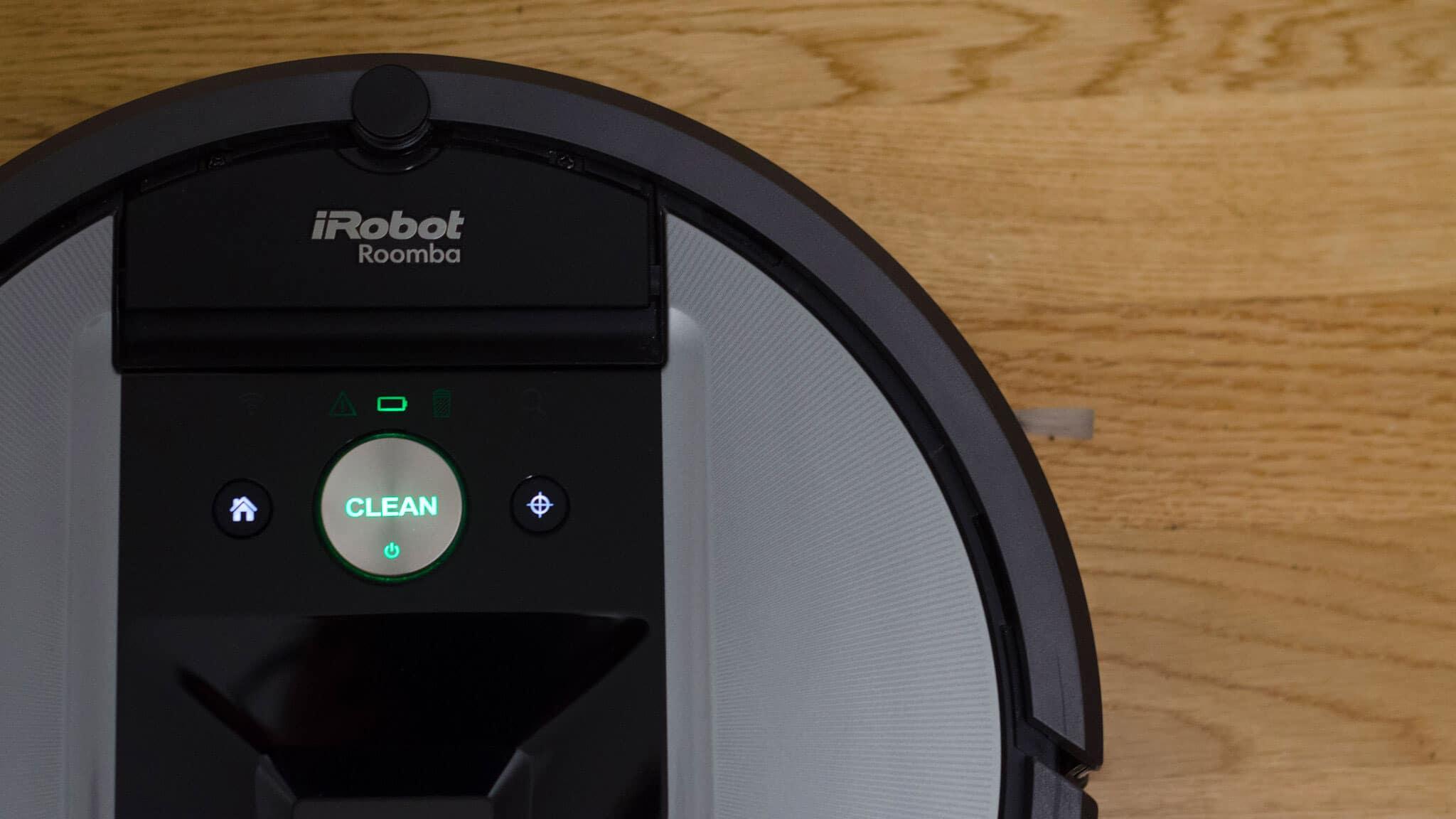 test irobot roomba 960