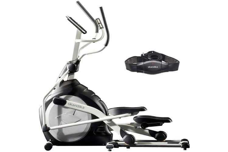 velo elliptique skandika CardioCross Carbon Pro