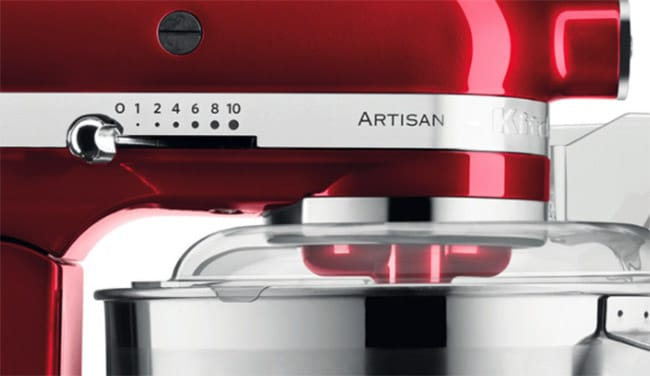kitchenaid artisan vitesse