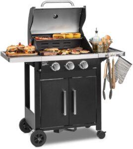 KLARSTEIN Tomahawk 3.0 T - Barbecue à gaz