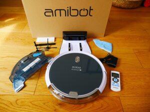 unboxing amibot animal h2o
