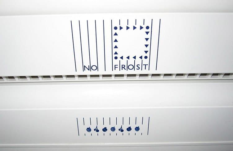 congélateur armoire no frost