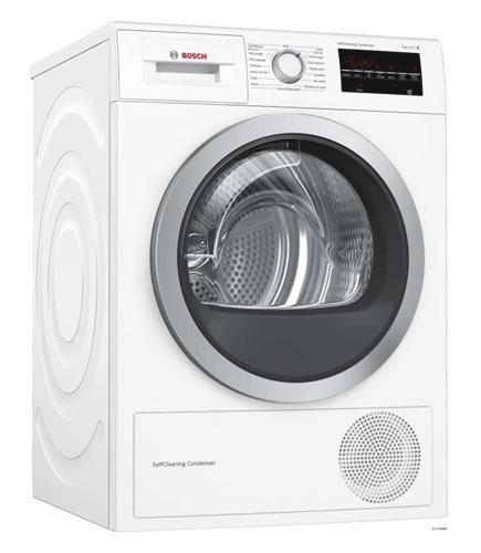 Bosch Serie 6 WTW87499FF test
