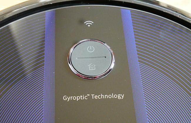 navigation gyroptic du cybovac