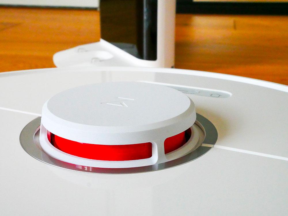 telemetre laser roborock s6