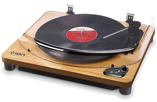 ION Audio Air LP avis