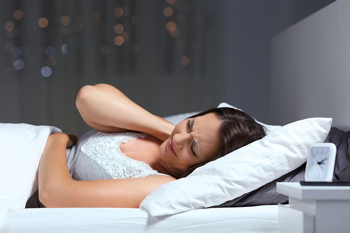 oreiller pour douleurs cervicales