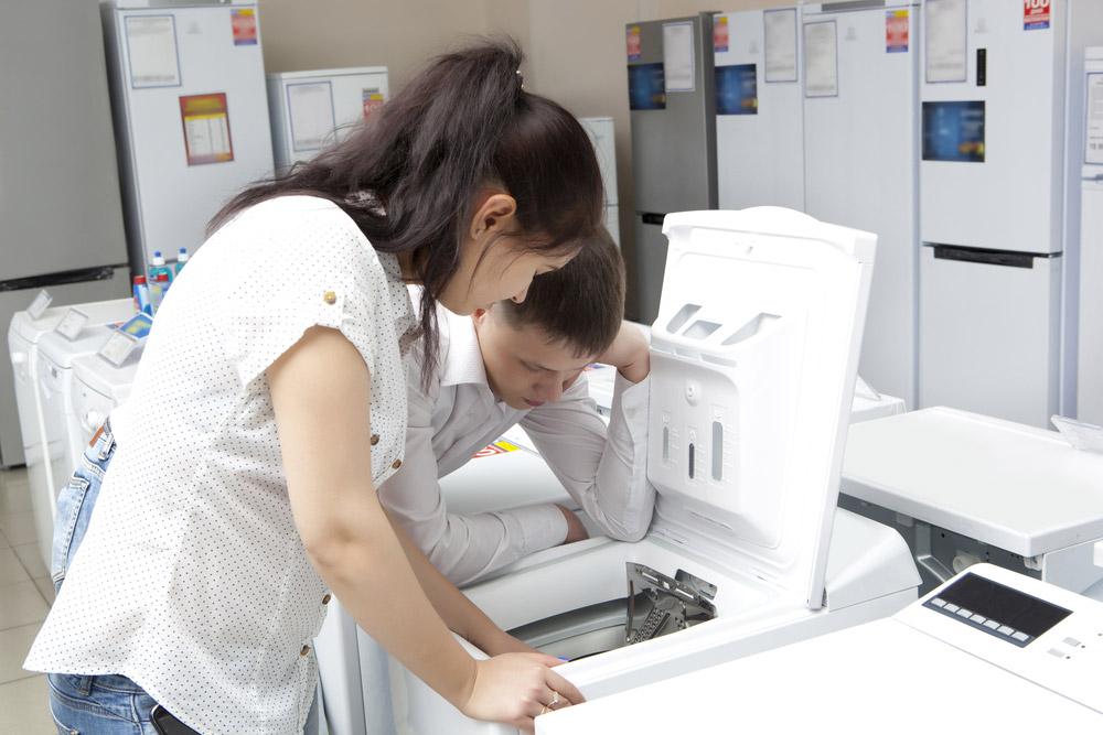meilleur lave-linge ouverture dessus