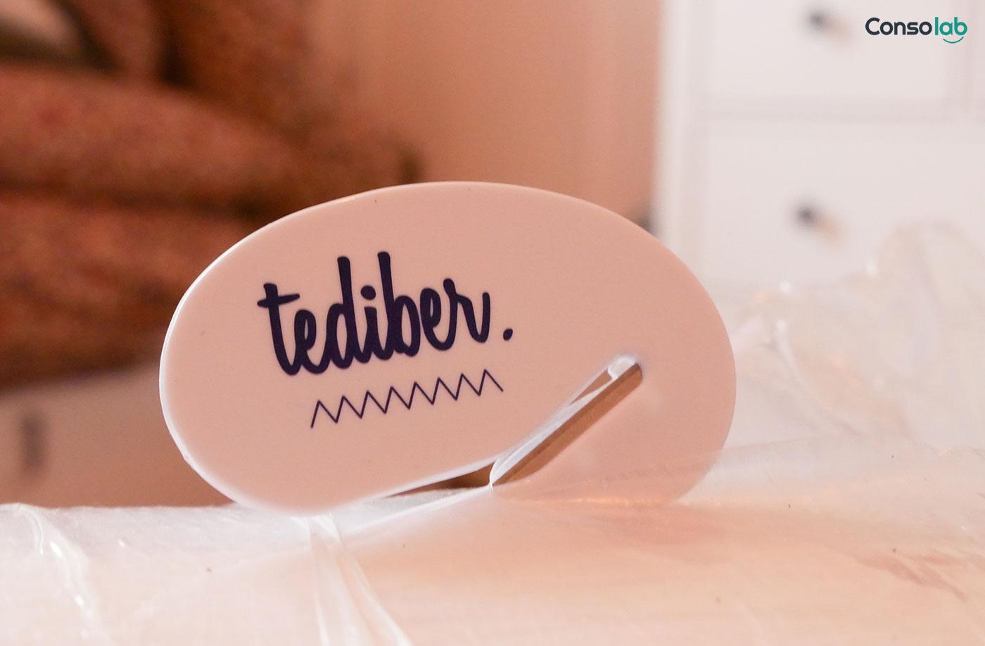 ouverture matelas tediber