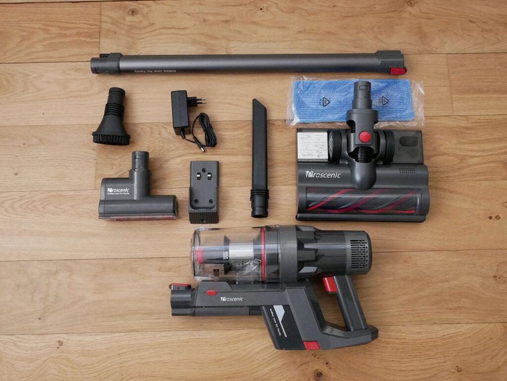 accessoires aspirateur proscenic p11