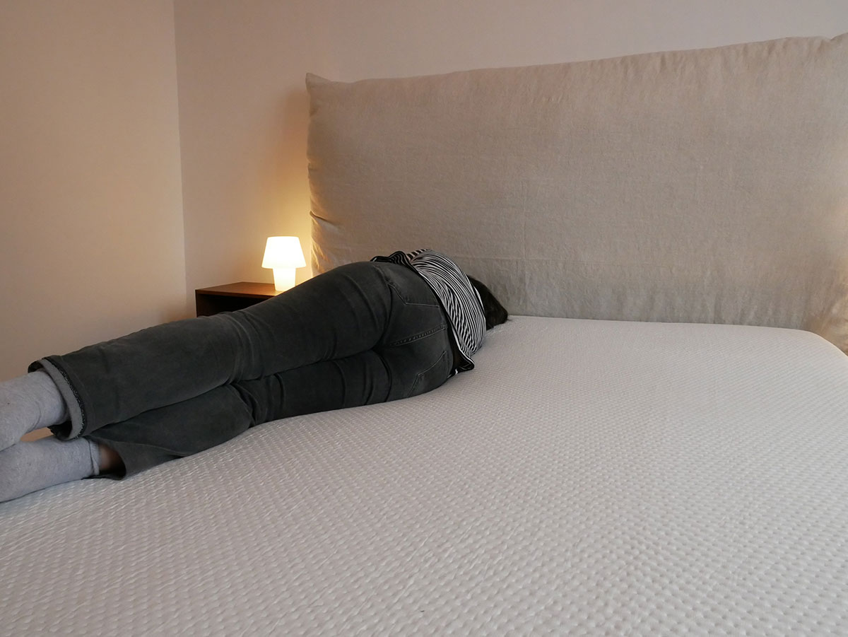 confort matelas matt sleep