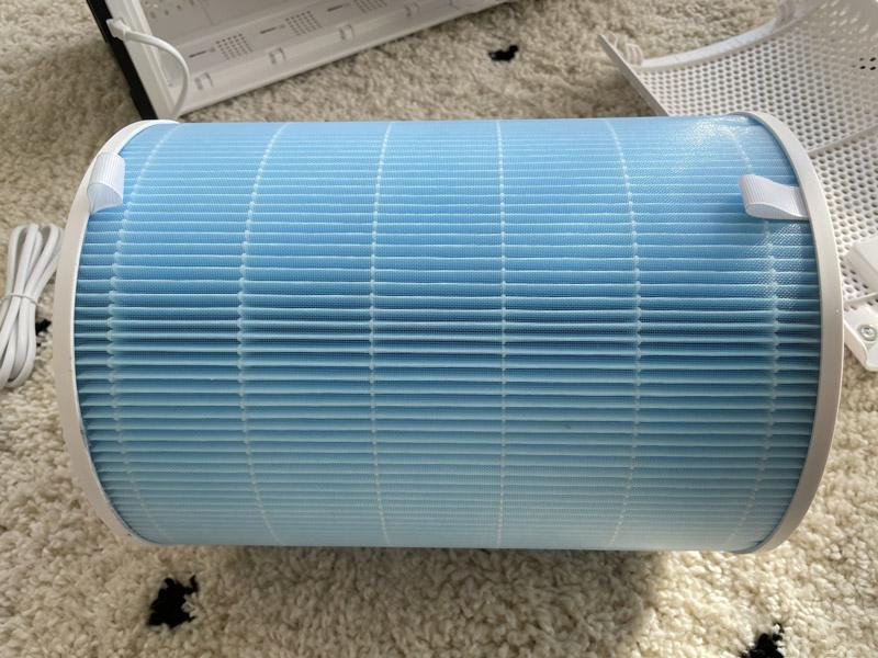 purificateur d'air a9 filtre hepa